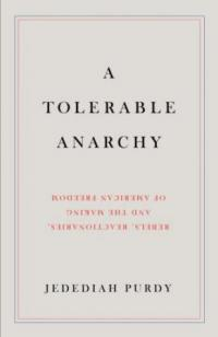 A Tolerable Anarchy cover image