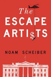 The Escape Artists cover image