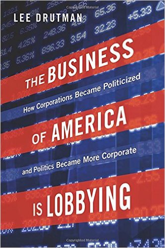 The Business of America Is Lobbying cover image