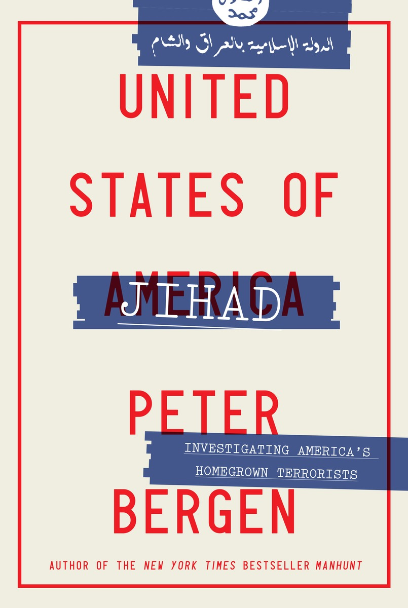 United States of Jihad Book cover image