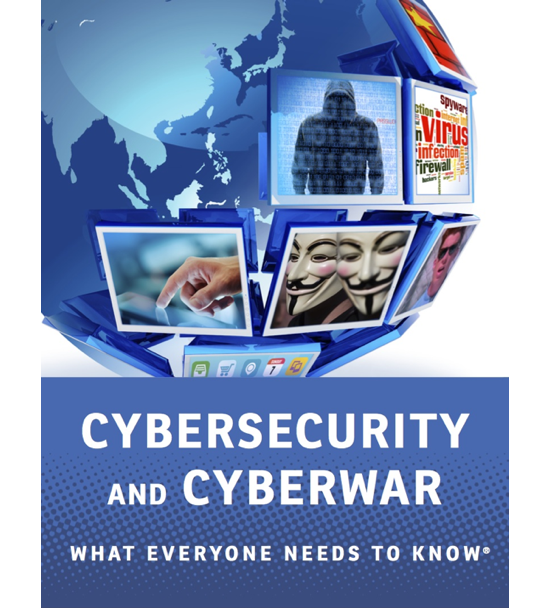Cybersecurity and Cyberwar cover image