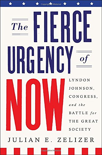 The Fierce Urgency of Now cover image