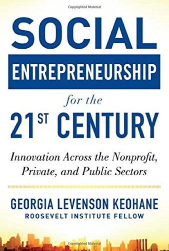 Social Entrepreneurship for the 21st Century cover image