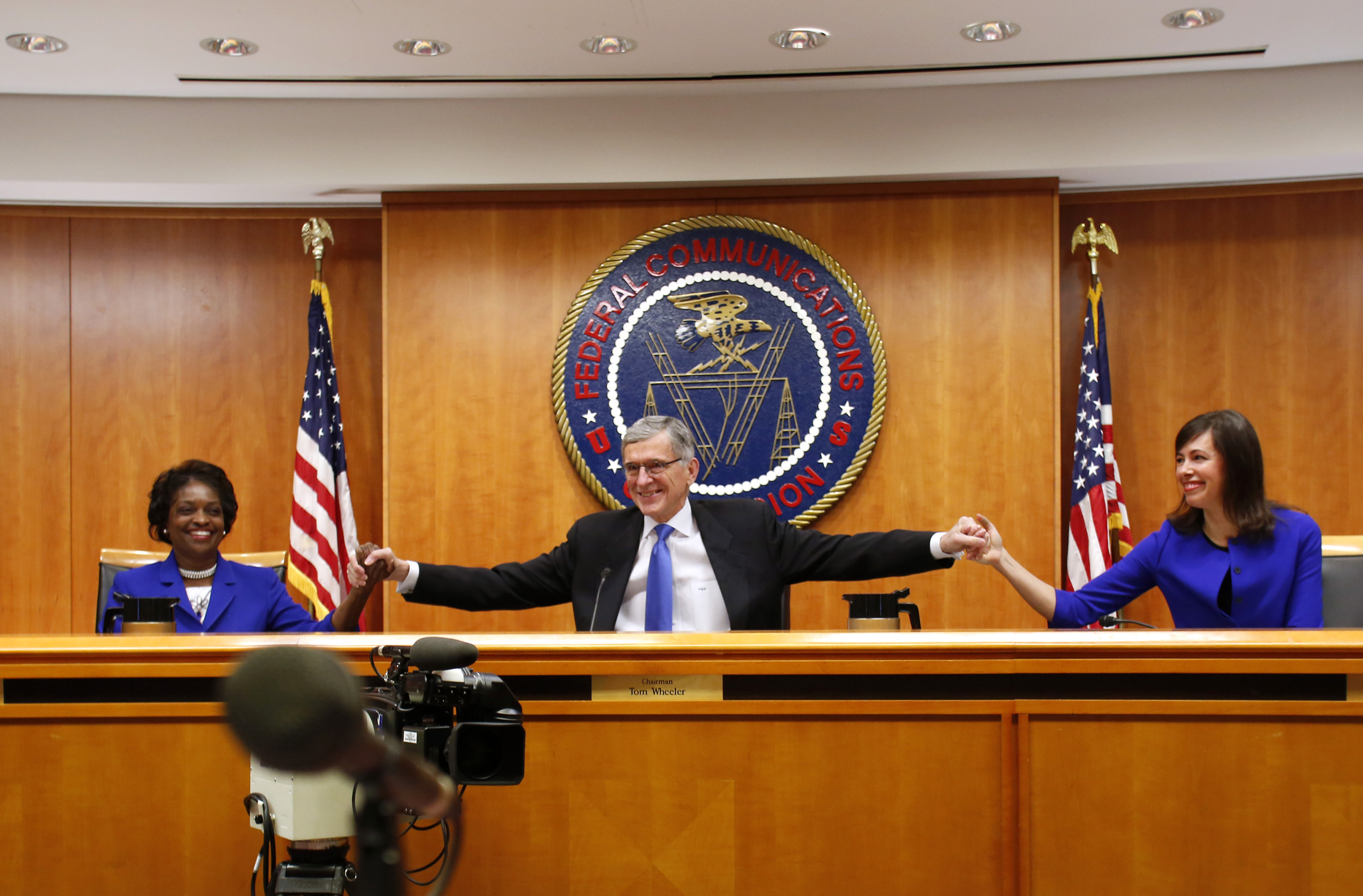 In Historic Victory for Consumers, FCC Votes To Protect Open Internet